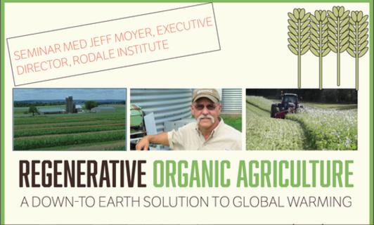 Seminar Regenerative organic agriculture